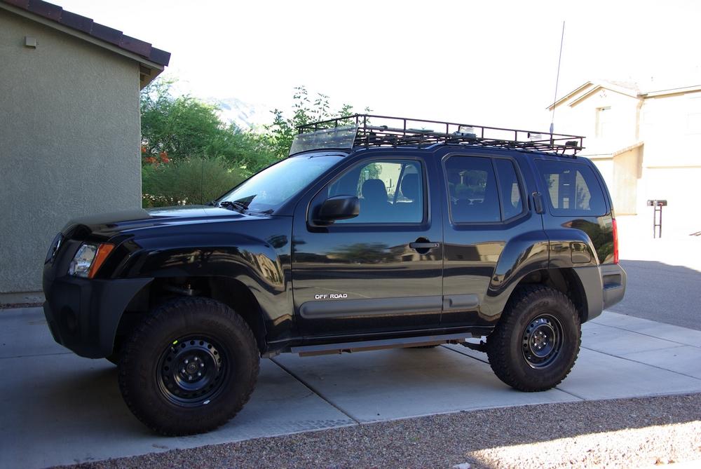 2007 Nissan Xterra Lifted >> Xterra all black - Second Generation Nissan Xterra Forums (2005+)