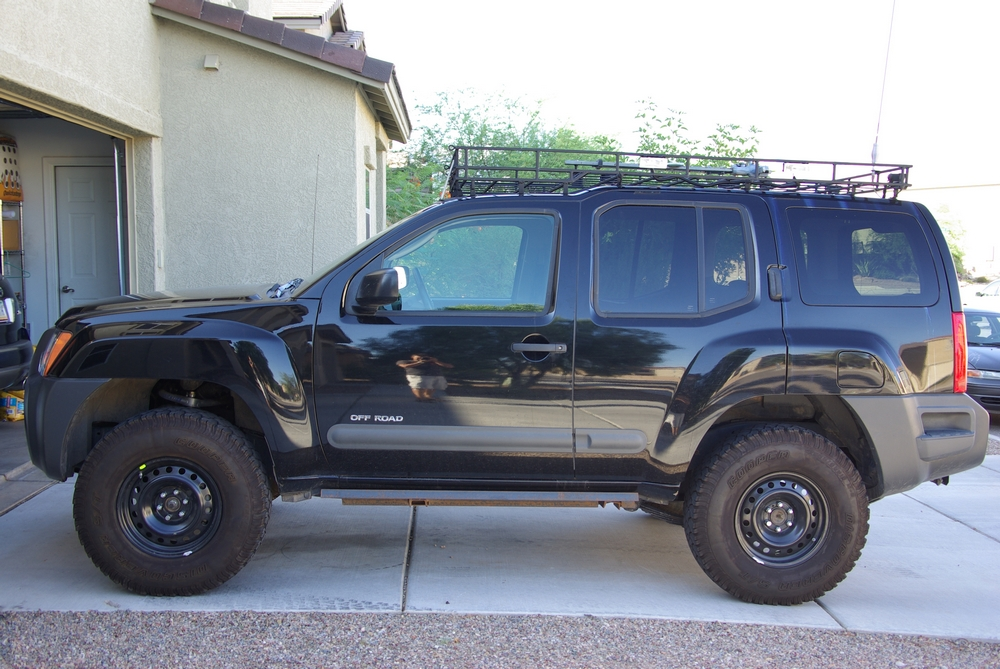 Xterra All Black Second Generation Nissan Xterra Forums